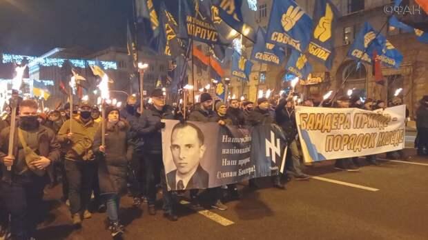 Украинские националисты призвали убивать за русский язык и культуру