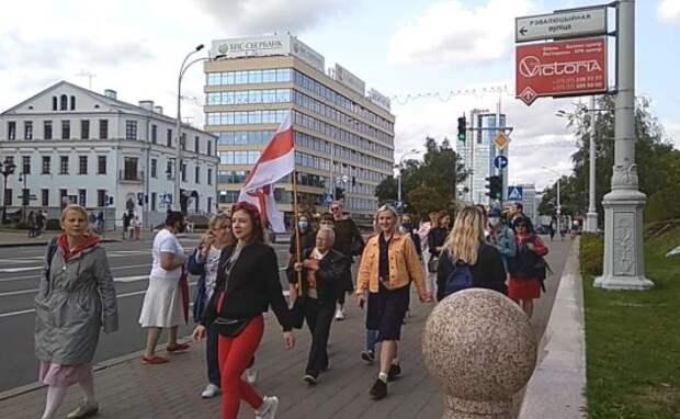 Протесты стали причиной распространения коронавируса в Белоруссии