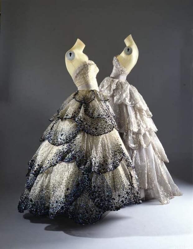«40-е: Оккупация Парижа и Триумф Дома Dior»