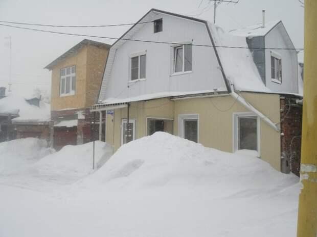 Снежная была зима... своими руками, сделай сам