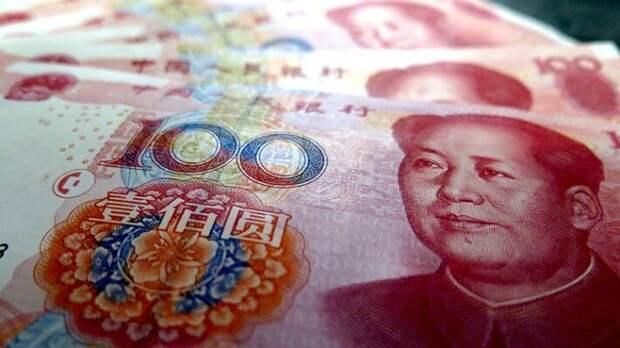 ФНБ увеличил долю китайского юаня