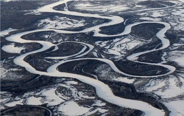 Река Камчатка земля, красота, природа, россия