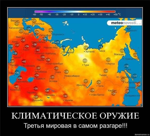 Климатическое оружие