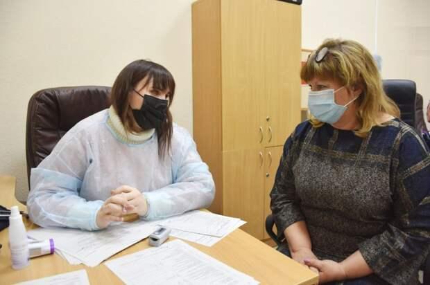 Сотрудники Минимущества прошли второй этап вакцинации от COVID-19