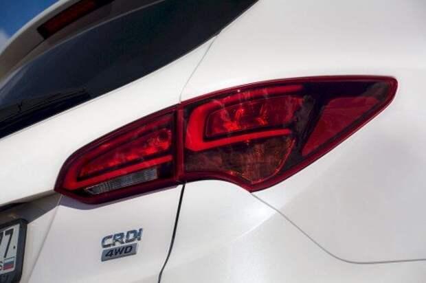Тест обновленного Hyundai Santa Fe: технологическая инъекция