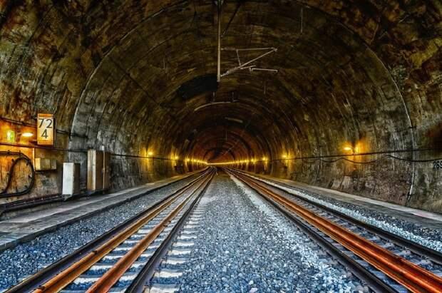Второй Байкальский тоннель появился в России