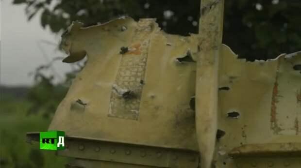 Совет безопасности Нидерландов обратился к RT после показа фильма о разбившемся на Украине Boeing