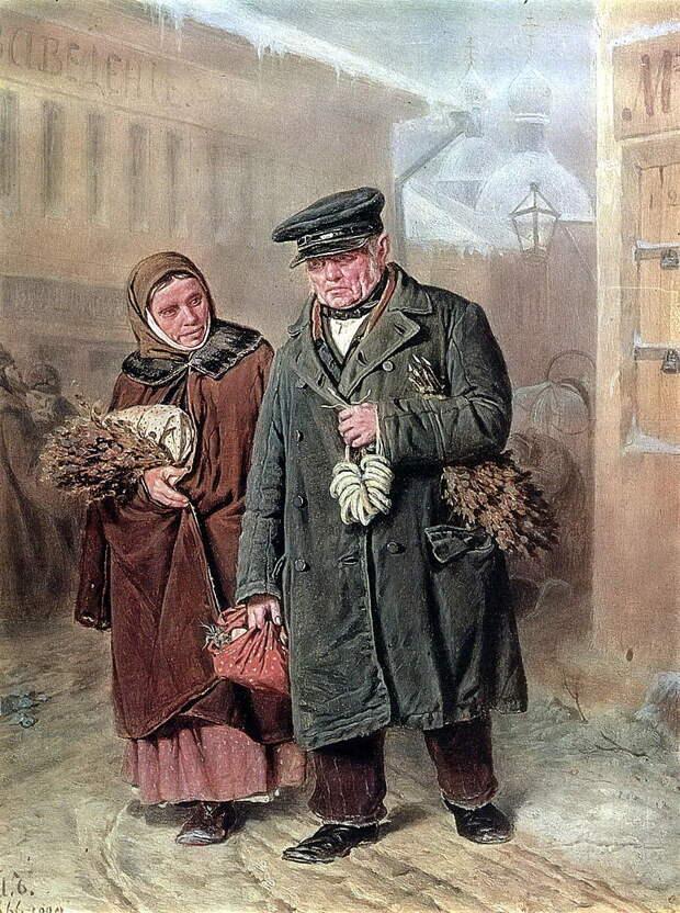 Чистый понедельник. Василий Перов, 1866 год.jpg