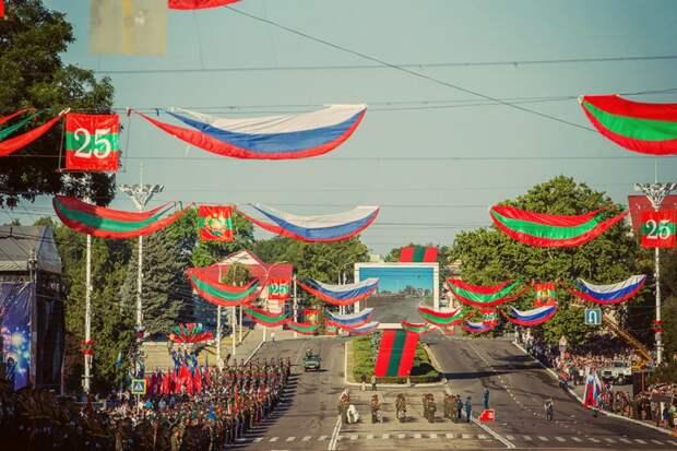 Приднестровье входит в состав РФ
