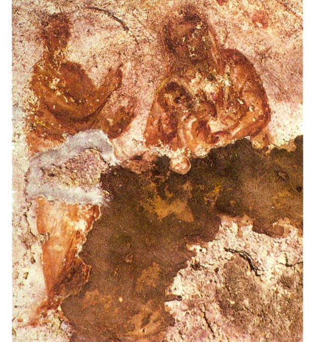 Дева у колодца. В Йельском университете нашли древнейшее изображение Богородицы