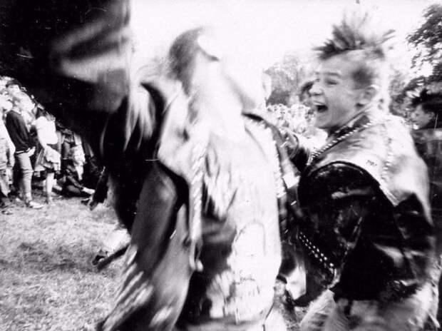 70 искренних фотографий эстонской панк-культуры 1980-х годов 10