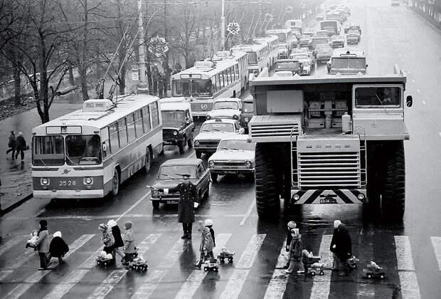 Как жила Белоруссия в Советском Союзе
