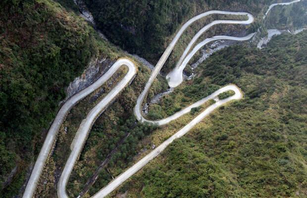 Самые выдающиеся канатные дороги мира