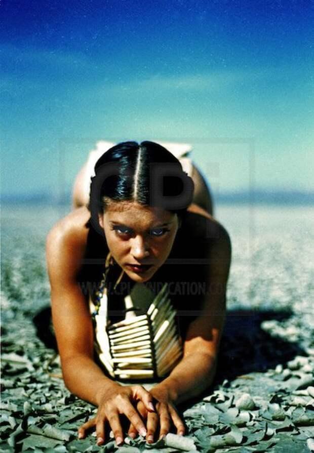 Алисса Милано. 1992 год.