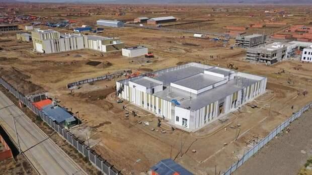 «Росатом» приступил к сооружению исследовательского реактора в Боливии
