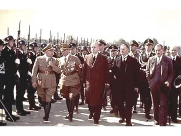 Мюнхенский сговор: позор, чтобы получить войну