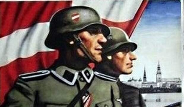 В Латвии увековечат память капеллана Ваффен СС