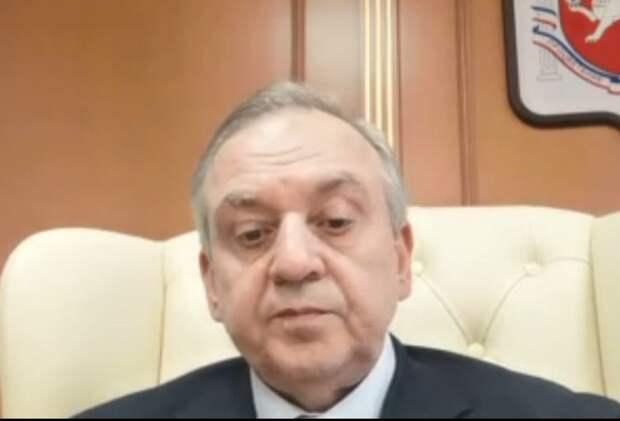 Вице-премьер Крыма назвал перекрытие Украиной «водных артерий» полуострова гуманитарным преступлением