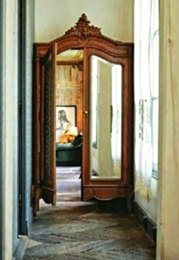 Когда от шкафа - только двери (подборка)