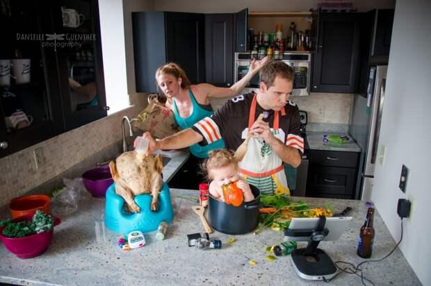 Семейная жизнь без прикрас