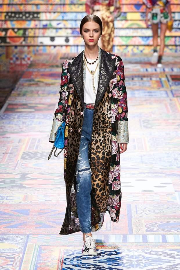 Новая коллекция Dolce & Gabbana весна-лето 2021: самые крутые решения (+25 фото)