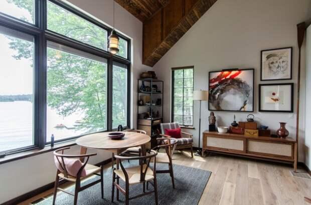 12. Design rural dining