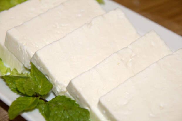 Калорийность сыра «Сулугуни» и питательная ценность