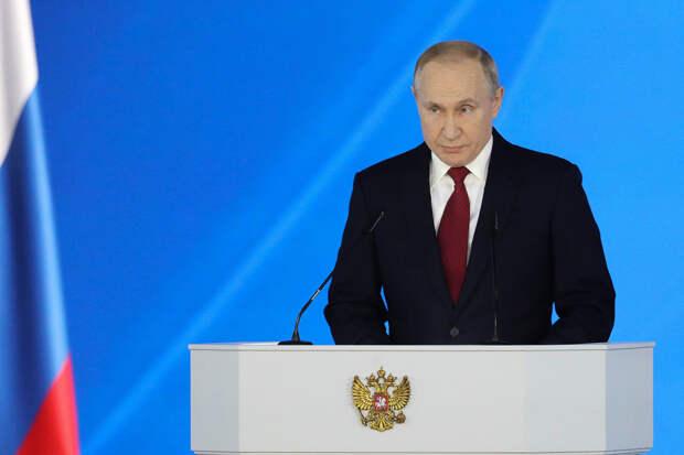 Путин потребовал вернуть украденное чиновниками в Россию