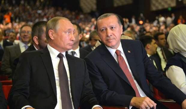 Новая война за Босфор: Эрдоган ставит на Россию