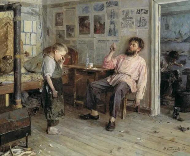 12 классических картин русских художников, которым неместо вшкольных учебниках