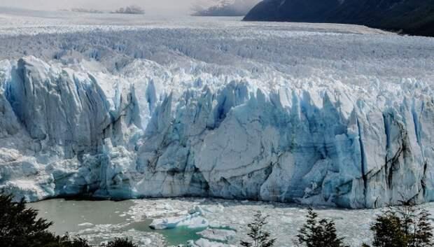 Аргентинская Патагония: ледник Перито-Морено