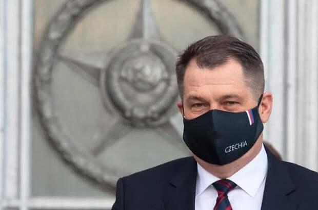 Чешский посол заявил о продолжении работы в Москве