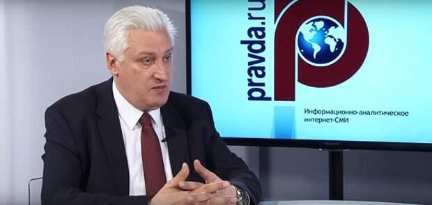 Игорь КОРОТЧЕНКО: сотрудничество с НАТО придает режиму Порошенко наглости