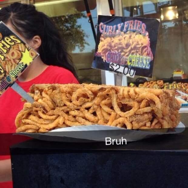 27 фотографий о странных пищевых предпочтениях американцев