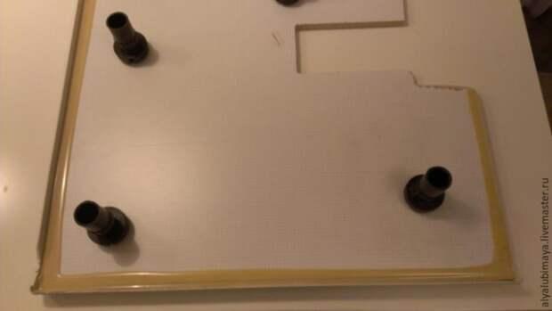 приставной столик ко швейной машинке