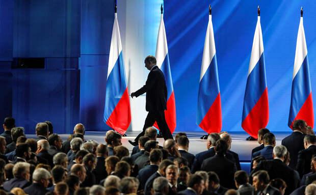 Никита Михалков прокомментировал выступление Путина перед Федеральным собранием