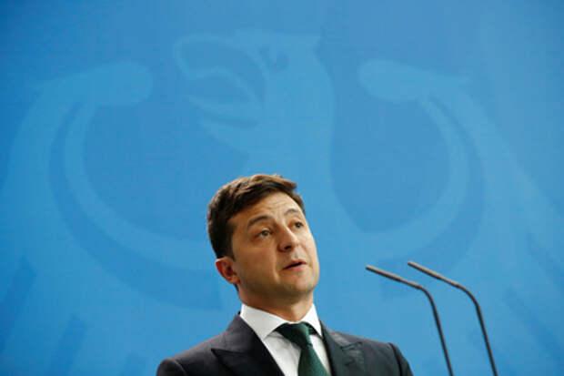 Слова Зеленского сочли оскорблением для немецкого правительства