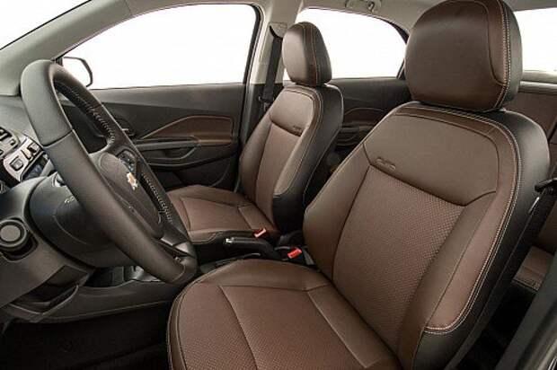 С бразильским прищуром: Chevrolet Cobalt обновился (ФОТО)