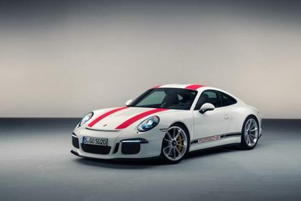 Porsche с наваром: спорткар 911 R взлетел в цене