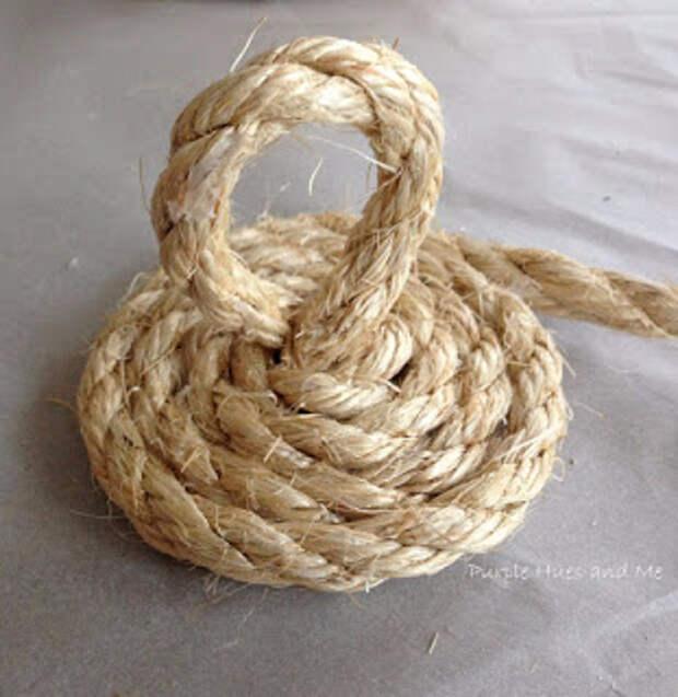 Корзинка с крышкой своими руками из сизалевой веревки (10) (311x320, 102Kb)