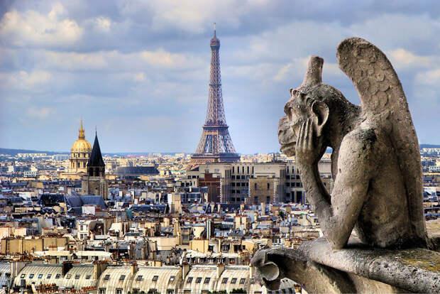 Увидеть Париж: 5 мест, которые обязательно нужно посетить во французской столице