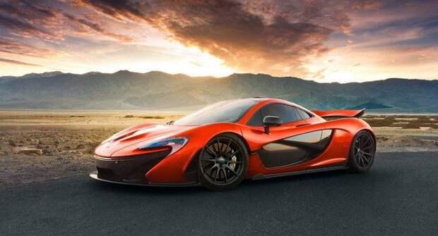 Самая дорогая машина в мире 2015, McLaren P1