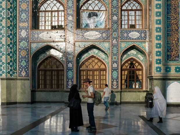 Мечеть имамзаде Салеха
