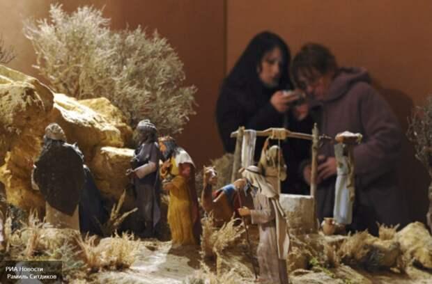 Поздравьте близких с Рождеством