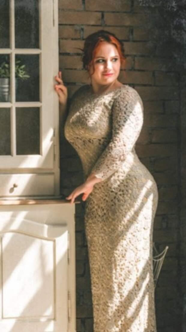 Пышная красавица из Петербурга представит Россию на конкурсе Ms.Top of the World Plus Size,