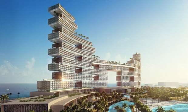 5 футуристических отелей, которые строятся прямо сейчас