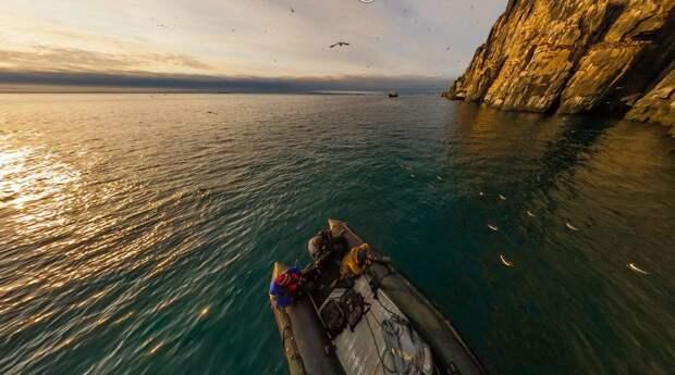Панорамная экскурсия по жемчужине Норвегии - Шпицбергену