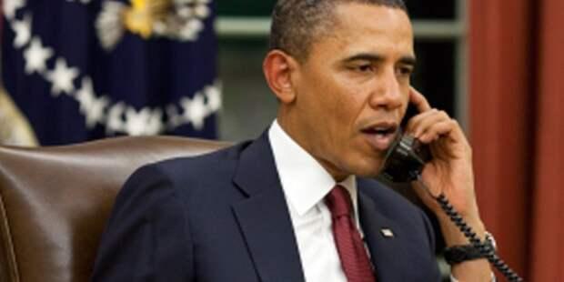 Обама опубликовал свой номер телефона