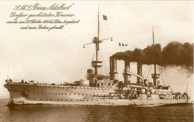 Готландский бой 19 июня 1915 г. Части 1-3
