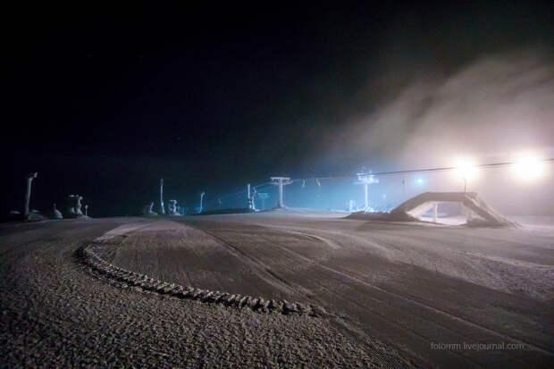 Финляндия. Снежные ландшафты